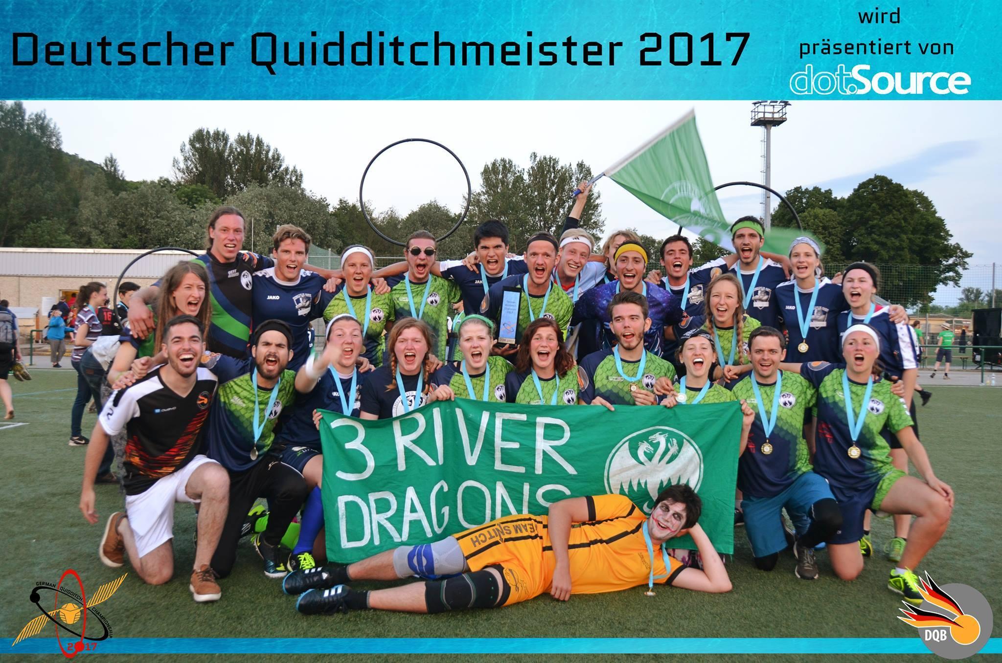 Siegerfoto Deutsche Meisterschaft 2017